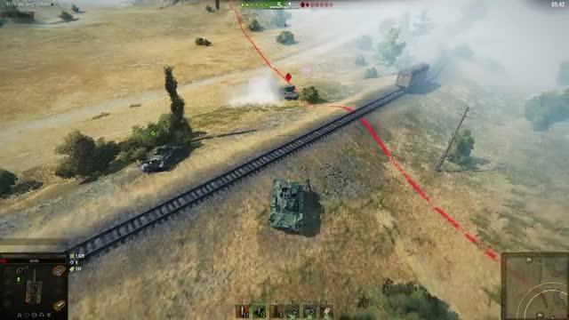Watch ricochet gif GIF on Gfycat. Discover more world of tanks GIFs on Gfycat