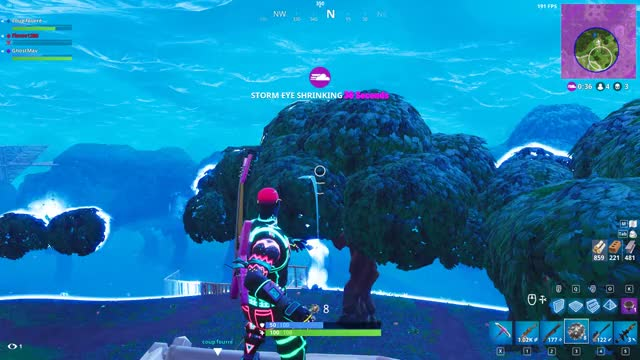 Watch and share Sending A Dev Back Into The Storm GIFs by ghostmav on Gfycat