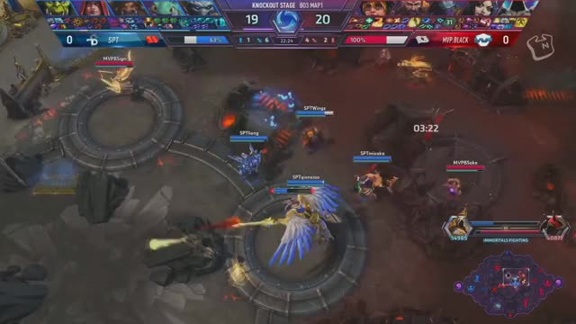 Watch and share Heroes Of The Storm GIFs and 히어로즈 오브 더 스톰 GIFs on Gfycat