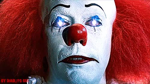 Watch and share Pennywise The Clown GIFs on Gfycat