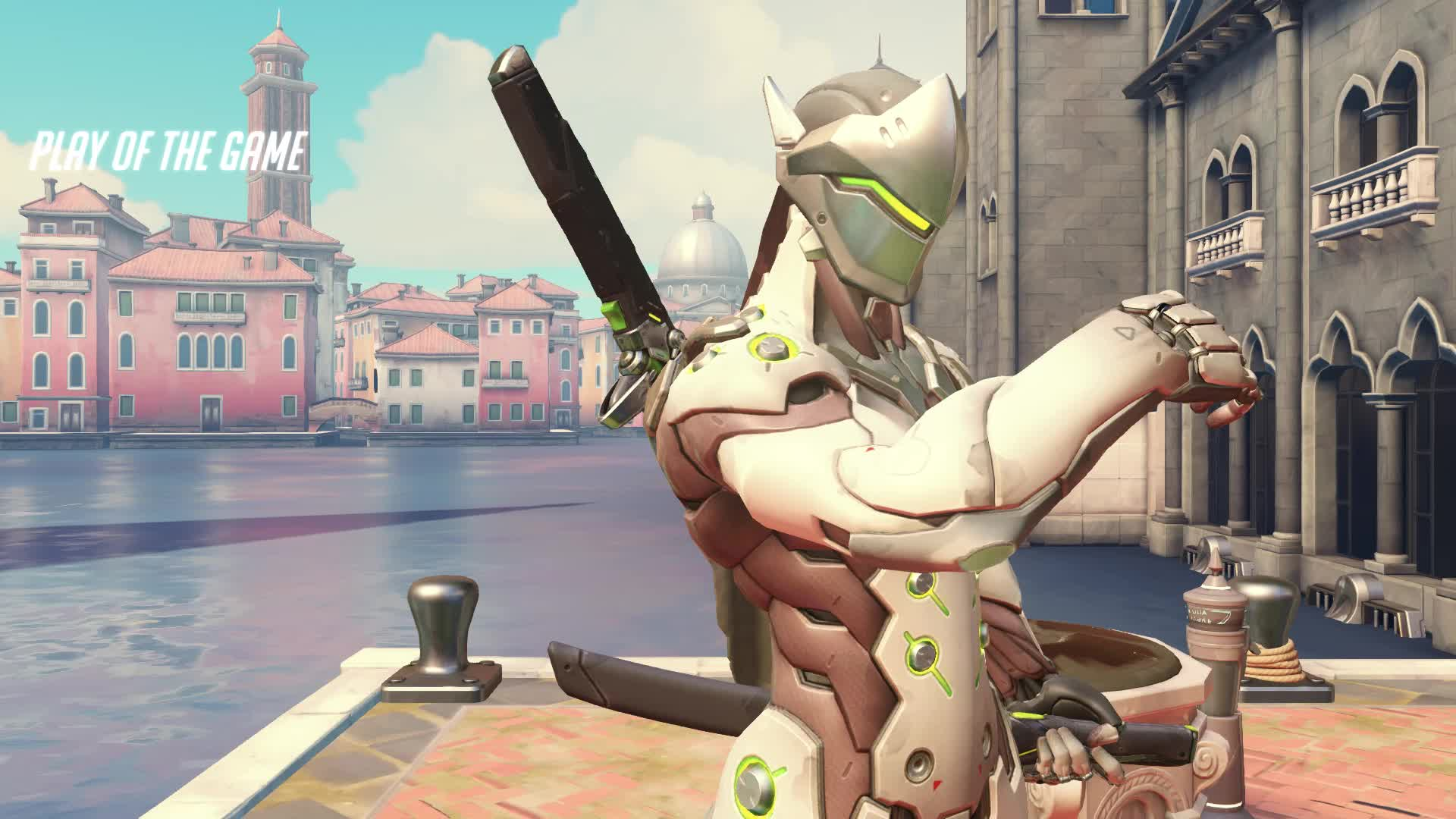 genji, overwatch, potg, success GIFs