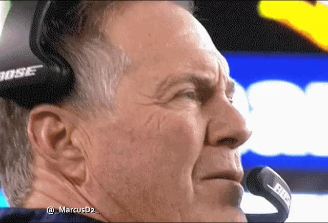 Watch and share Bill Belichick GIFs by MarcusD on Gfycat