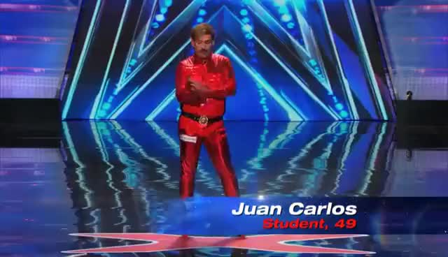Watch Juan Carlos AGT GIF on Gfycat. Discover more America's Got Talent, Juancarlos, Rollerblade GIFs on Gfycat