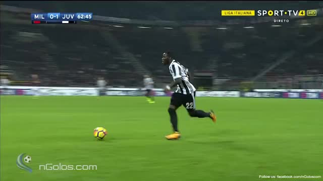 Watch and share (www.nGolos.com) AC Milan 0-2 Juventus - Higuain 63' GIFs on Gfycat