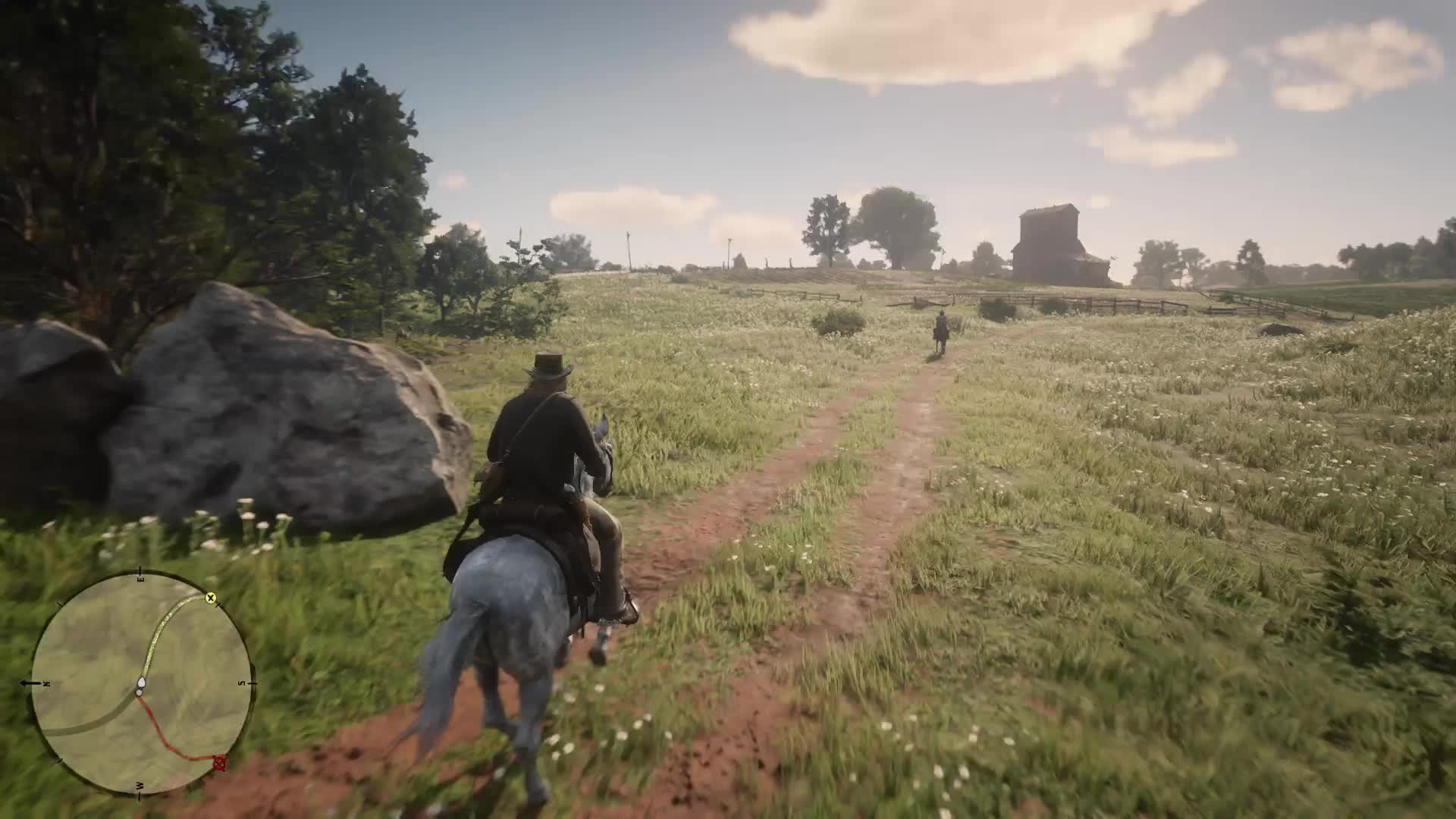ps4, red dead redemption, Red Dead Redemption 2 - Unlucky cowboy GIFs