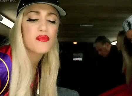 Watch Blows GIF on Gfycat. Discover more Gwen Stefani, Gwen Stefani gif, Let Me Blow Ya Mind, by me, gif GIFs on Gfycat