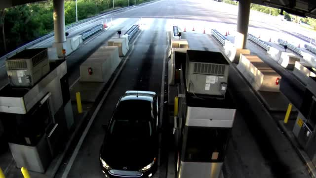 Watch and share Man Flies Out Of Car After High-speed Crash At Florida Turnpike Plaza | TheYNC GIFs on Gfycat