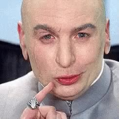 Watch and share Dr Evil GIFs on Gfycat