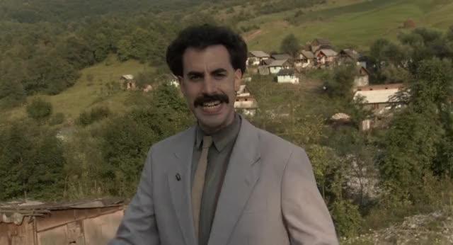 Watch Borat GIF on Gfycat. Discover more sacha baron cohen GIFs on Gfycat