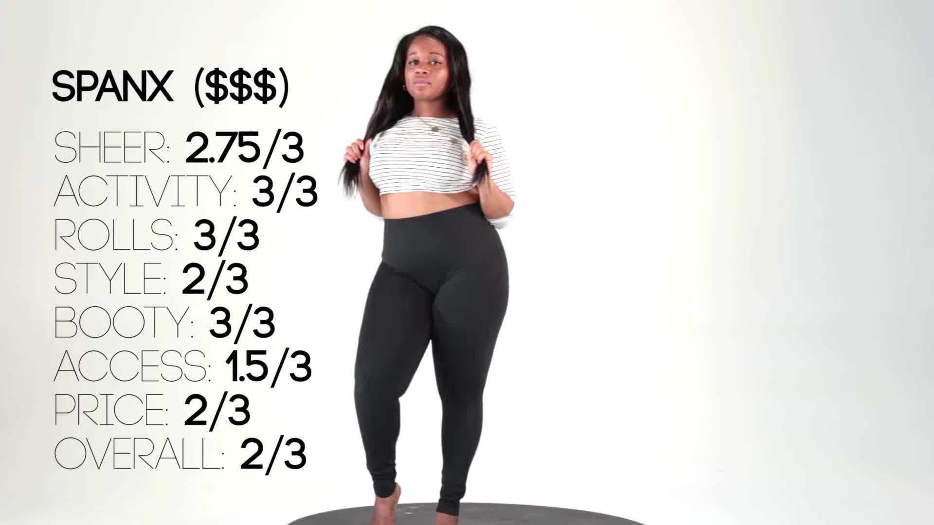 b70ddcaf7bb43 What Are The Best Leggings For Thick Girls? GIF | Find, Make & Share ...
