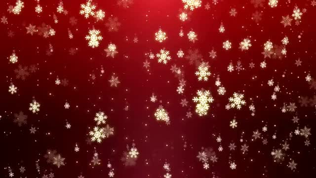 Watch and share 4K 10min  Christmas Snowflake Falling Video Background. GIFs on Gfycat