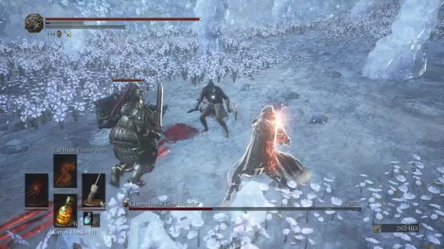 Watch and share Darksouls GIFs and Gaming GIFs by Mrlool on Gfycat