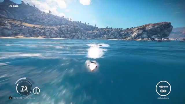 Watch Plane from a Boat GIF by ThePyrotechnician (@thepyrotechnician) on Gfycat. Discover more gaming, just cause 3, thepyrotechnician GIFs on Gfycat