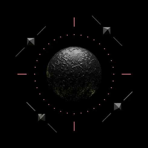 Watch and share Cinema 4d Sphere Gif GIFs on Gfycat