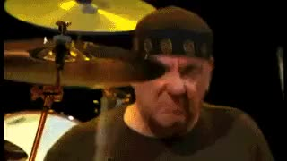 Watch this trending GIF on Gfycat. Discover more classic rock, drummer, drumming, drums, neil peart, prog, prog rock, progressive rock, rush, rush band GIFs on Gfycat