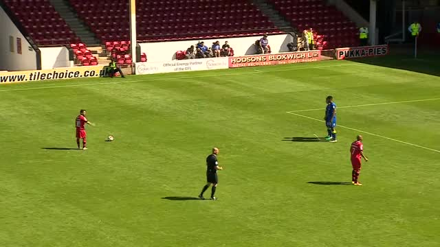 Watch and share Football League GIFs and Afc Wimbledon GIFs on Gfycat
