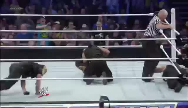 Watch this trending GIF on Gfycat. Discover more Roman Reigns GIFs on Gfycat