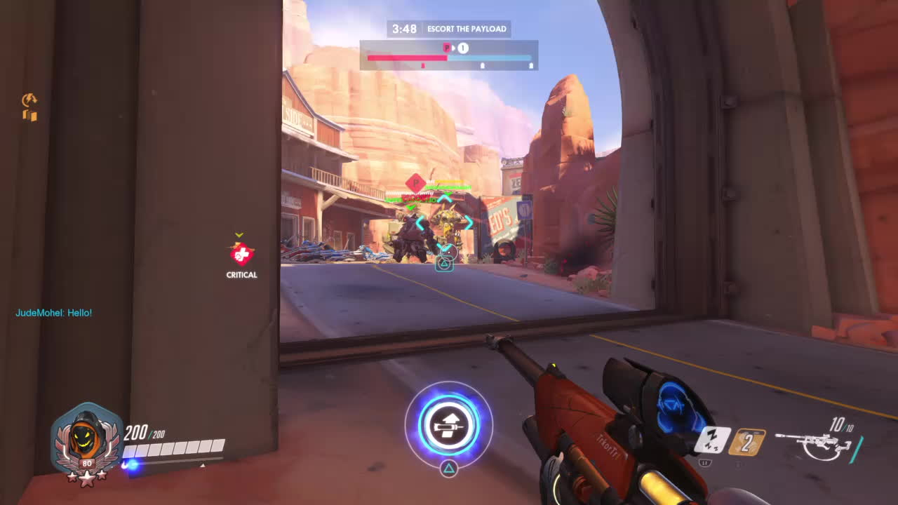 Killing Mercy With Sleep Dart Gif By Sth2000 Find Make Share