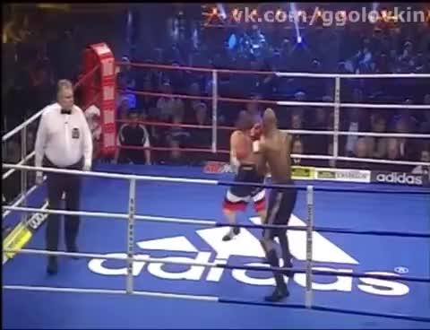 Watch Gennady Golovkin vs Ian Gardner GIF on Gfycat. Discover more Gardner, Kazakhstan, boxing, canada, germany, ggg, golovkin, usa GIFs on Gfycat