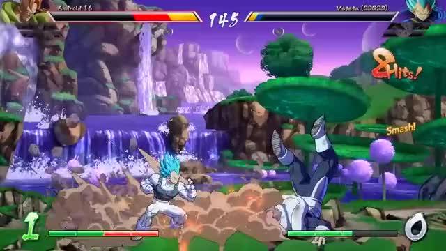 Watch big bang vanish GIF on Gfycat. Discover more Dragon Ball FighterZ, dbfz GIFs on Gfycat