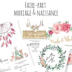 Watch and share Bannière-reduction-faire-part-mariage-happy-chantilly GIFs on Gfycat