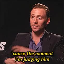 Watch so many GIF on Gfycat. Discover more tom hiddleston GIFs on Gfycat