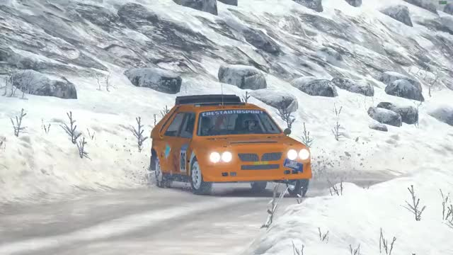 Watch and share Dirt Rally GIFs and Lancia S4 GIFs by Stuffed_Shark on Gfycat