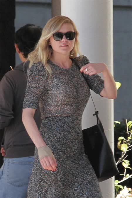 Watch and share Kirsten Dunst Boob GIFs on Gfycat