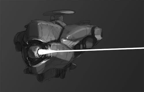 Watch PEW PEW PEW PEW PEW PEW PEW GIF on Gfycat. Discover more animation, concept art, gif, laser, pew, pew pew, sci-fi, shoot laser, spaceship GIFs on Gfycat