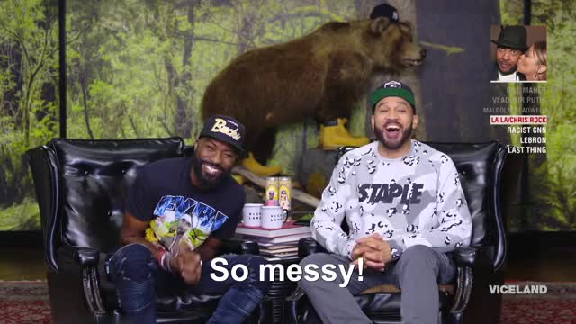 Watch Chris Rock Getting between Melo and LaLa? GIF by @andrewsantiago1 on Gfycat. Discover more desus, desus & mero, desus nice GIFs on Gfycat