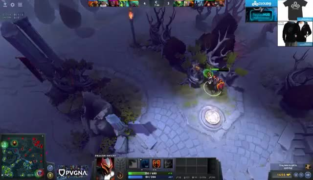 Best SingSing Stream Moments l Dota 2