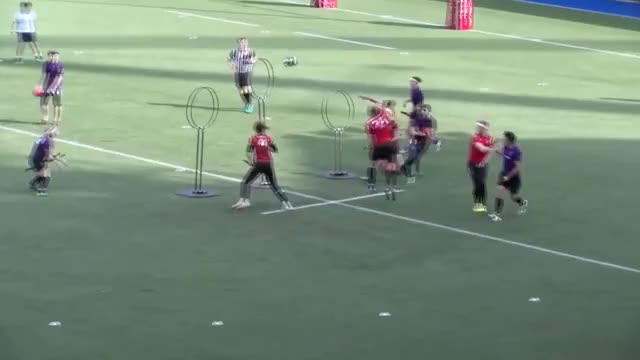 Watch and share Quidditch GIFs and Sports GIFs on Gfycat