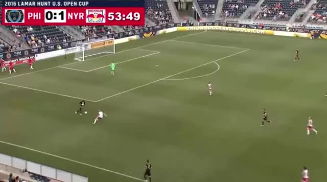 Watch and share Pontius First -a Top 5 All-time Union Goal GIFs by Evercombo on Gfycat
