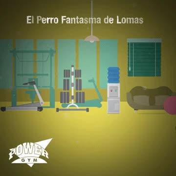 Watch and share El-Perro-Fantasma-de-Lomas.gif GIFs on Gfycat