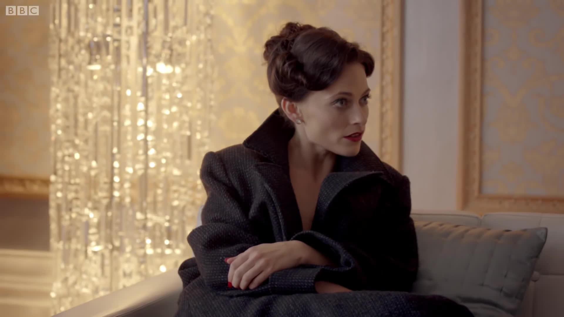 Sherlock irene adler nude