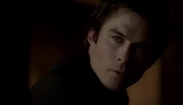 Watch Vampire Diaries 4x07 Damon and Elena GIF on Gfycat. Discover more related GIFs on Gfycat