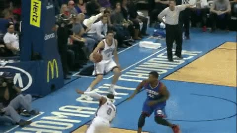 Watch this russell westbrook GIF on Gfycat. Discover more russell westbrook GIFs on Gfycat