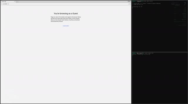 Watch CopyCat - Universal MITM web server GIF on Gfycat. Discover more related GIFs on Gfycat