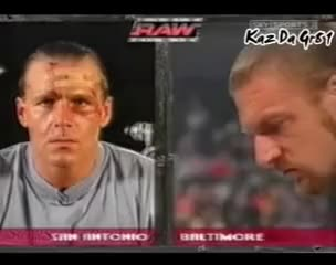 Watch and share Triple H GIFs and Hhh Hbk GIFs on Gfycat