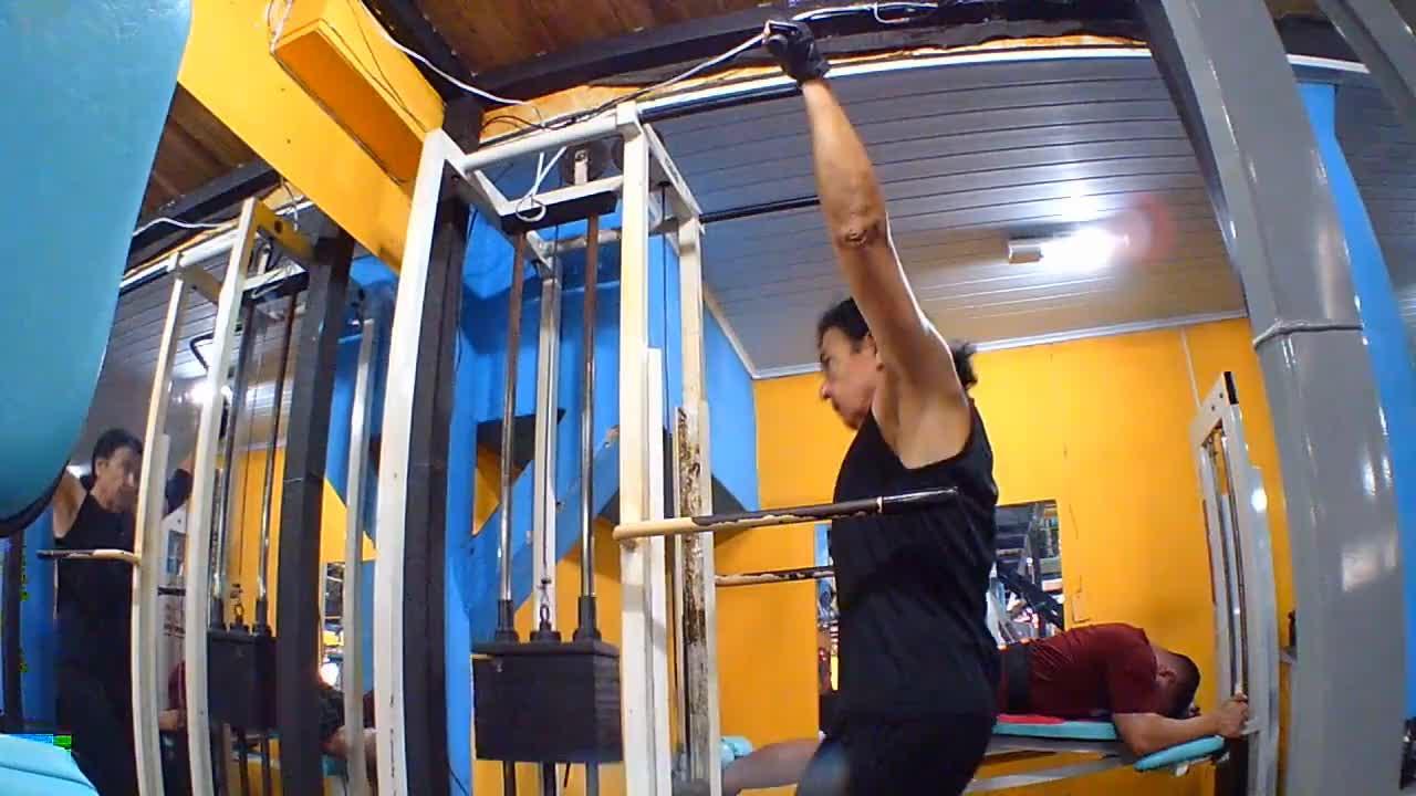 muscula, Jefferson doing bodybuilding GYM Power Academy GIFs