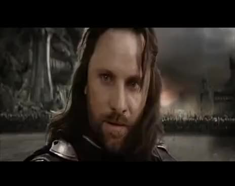 Watch aragorn GIF on Gfycat. Discover more aragorn GIFs on Gfycat