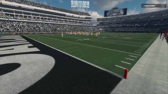 Watch this GIF by Xbox DVR (@xboxdvr) on Gfycat. Discover more MaddenNFL18, gringo4578, xbox, xbox dvr, xbox one GIFs on Gfycat