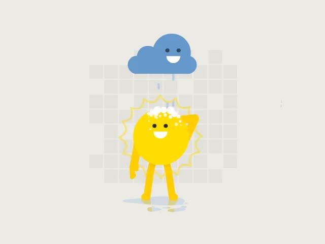 Watch Sun GIF by Framesequence (@framesequence) on Gfycat. Discover more Sun, cloud, framesequence, rain, shower GIFs on Gfycat