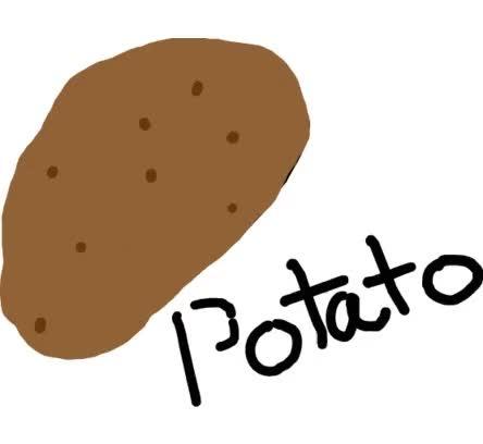 Watch and share Potatoe GIFs on Gfycat
