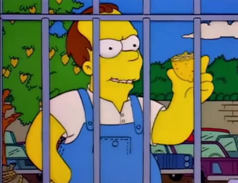 Watch and share The Simpsons - Lemon GIFs on Gfycat