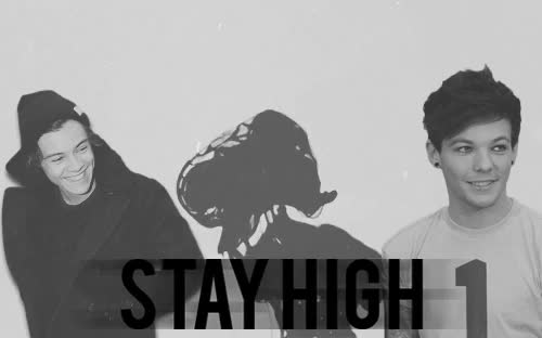 Title: Stay High (To Get You Off My Mind)By: Jennaaka doncst