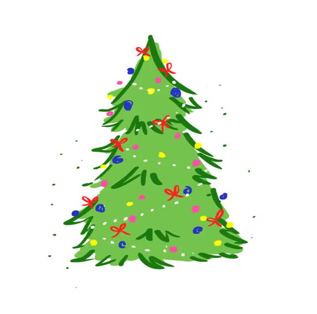 Watch and share Merry Christmas GIFs and Christmas Tree GIFs by Reactions on Gfycat