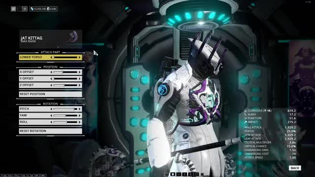 Watch Jat Kittag holster style customization GIF on Gfycat. Discover more warframe GIFs on Gfycat