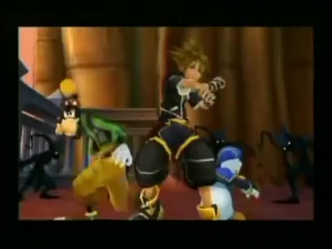 Watch and share Kingdom Hearts GIFs and Kh13 GIFs on Gfycat