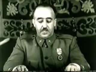 Watch and share Francisco Franco, Discurso De La Victoria GIFs on Gfycat